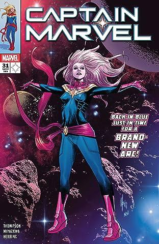 Captain Marvel (2019-) #31