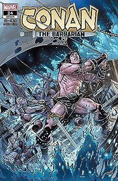 Conan The Barbarian #24