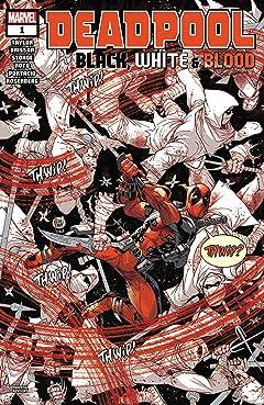 Deadpool: Black, White & Blood (2021) #1 (of 4)
