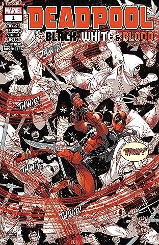 Deadpool: Black, White & Blood No.1 (sur 4)