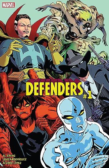 Defenders (2021-) #1 (of 5)