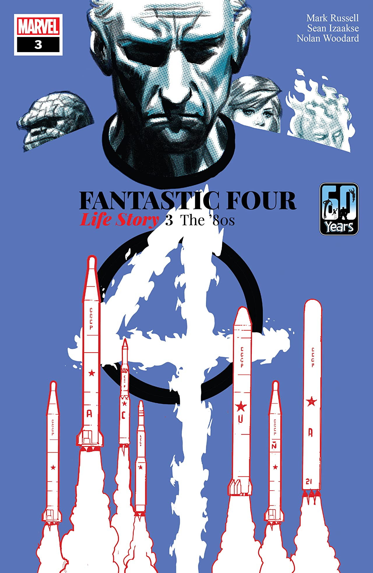 Fantastic Four: Life Story (2021-) #3 (of 6)