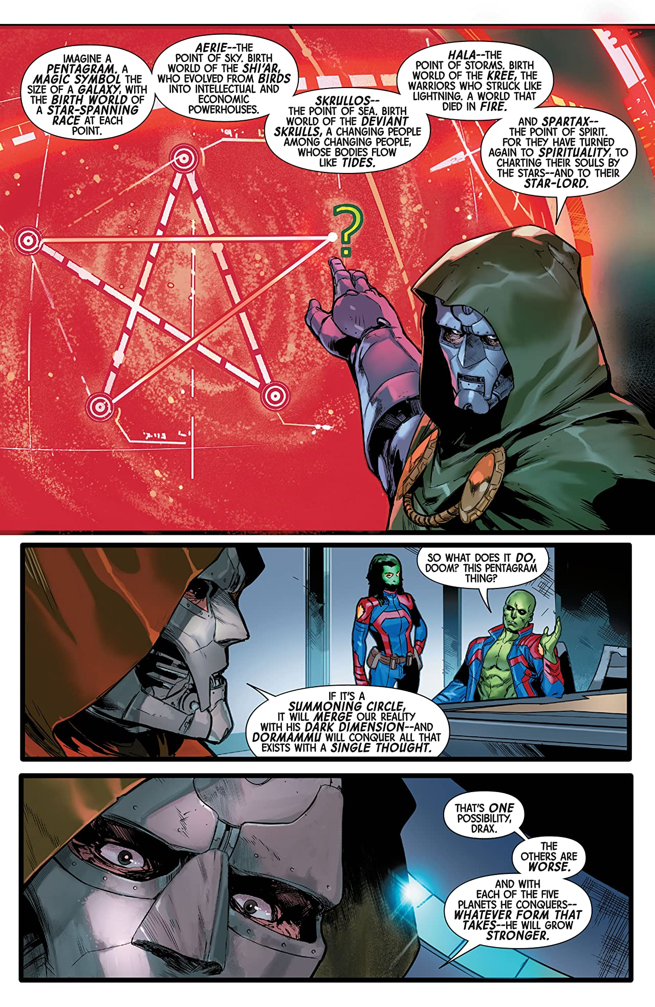 Guardians Of The Galaxy (2020-) #17