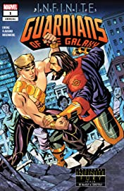 Guardians Of The Galaxy Annual (2021) #1