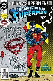 Adventures of Superman (1986-2006) #501