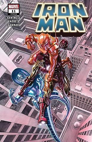 Iron Man (2020-) No.11