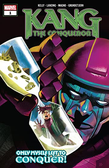 Kang The Conqueror (2021) #1 (of 5)