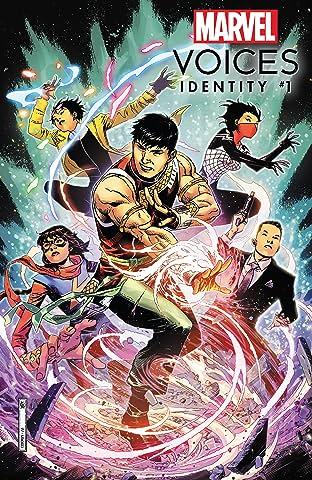 Marvel's Voices: Identity (2021) #1