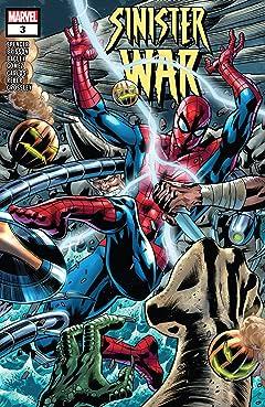 Sinister War (2021) #3 (of 4)