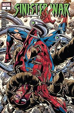 Sinister War (2021) #4 (of 4)