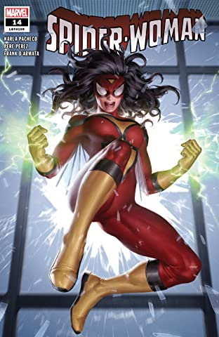 Spider-Woman (2020-) No.14