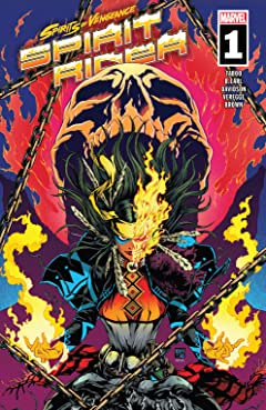 Spirits Of Vengeance: Spirit Rider #1 (of 1)