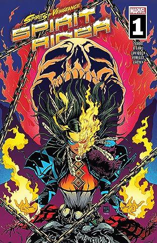 Spirits Of Vengeance: Spirit Rider No.1 (sur 1)