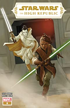 Star Wars: The High Republic #8
