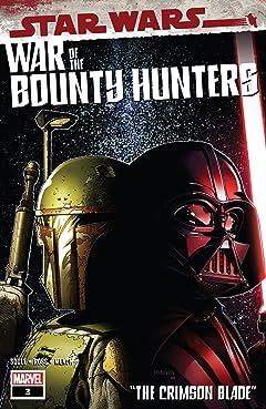 Star Wars: War Of The Bounty Hunters (2021) #3 (of 5)