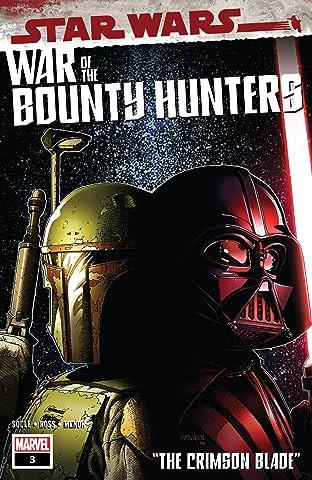 Star Wars: War Of The Bounty Hunters #3 (of 5)