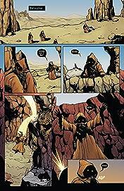 Star Wars: War Of The Bounty Hunters - 4-Lom & Zuckuss (2021) #1