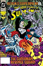 Adventures of Superman (1986-2006) #504