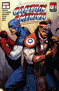 The United States Of Captain America #3 (of 5)