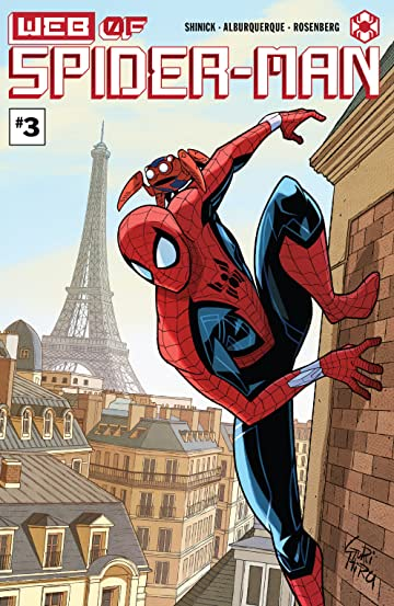 W.E.B. Of Spider-Man (2021) #3 (of 5)
