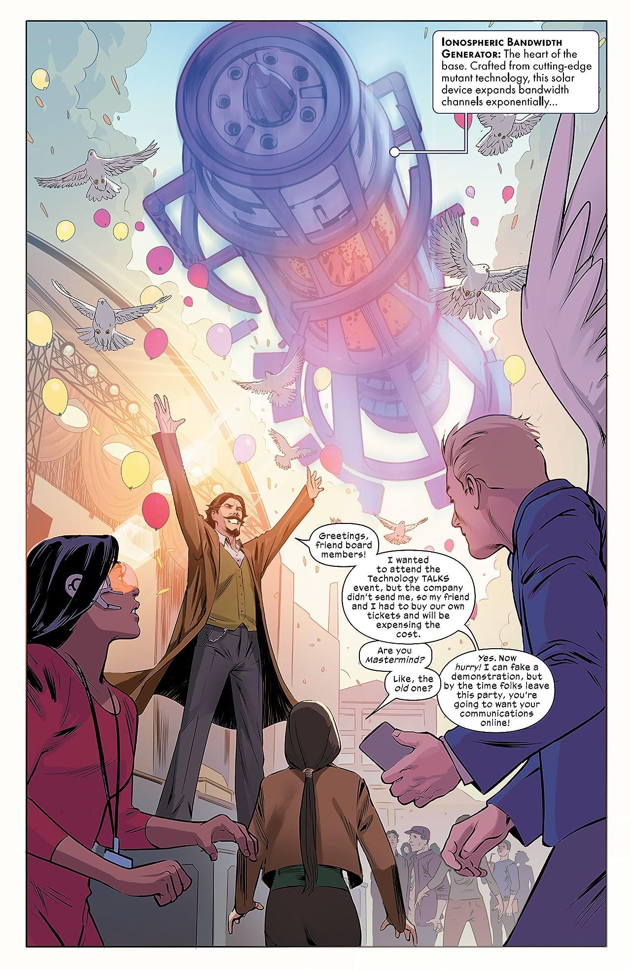 X-Corp (2021-) #4