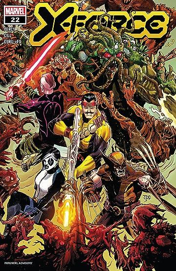 X-Force (2019-) #22