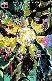 X-Men (2021-) #2
