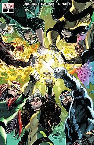 X-Men (2021-) No.2