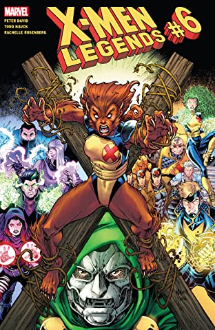 X-Men Legends (2021-) #6