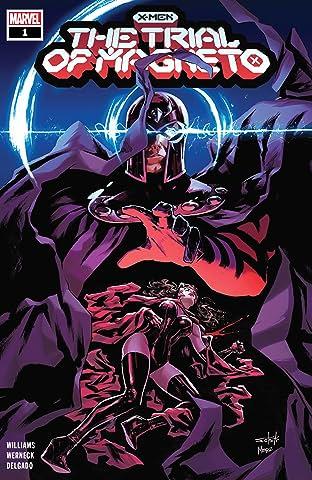 X-Men: The Trial Of Magneto (2021) No.1 (sur 5)