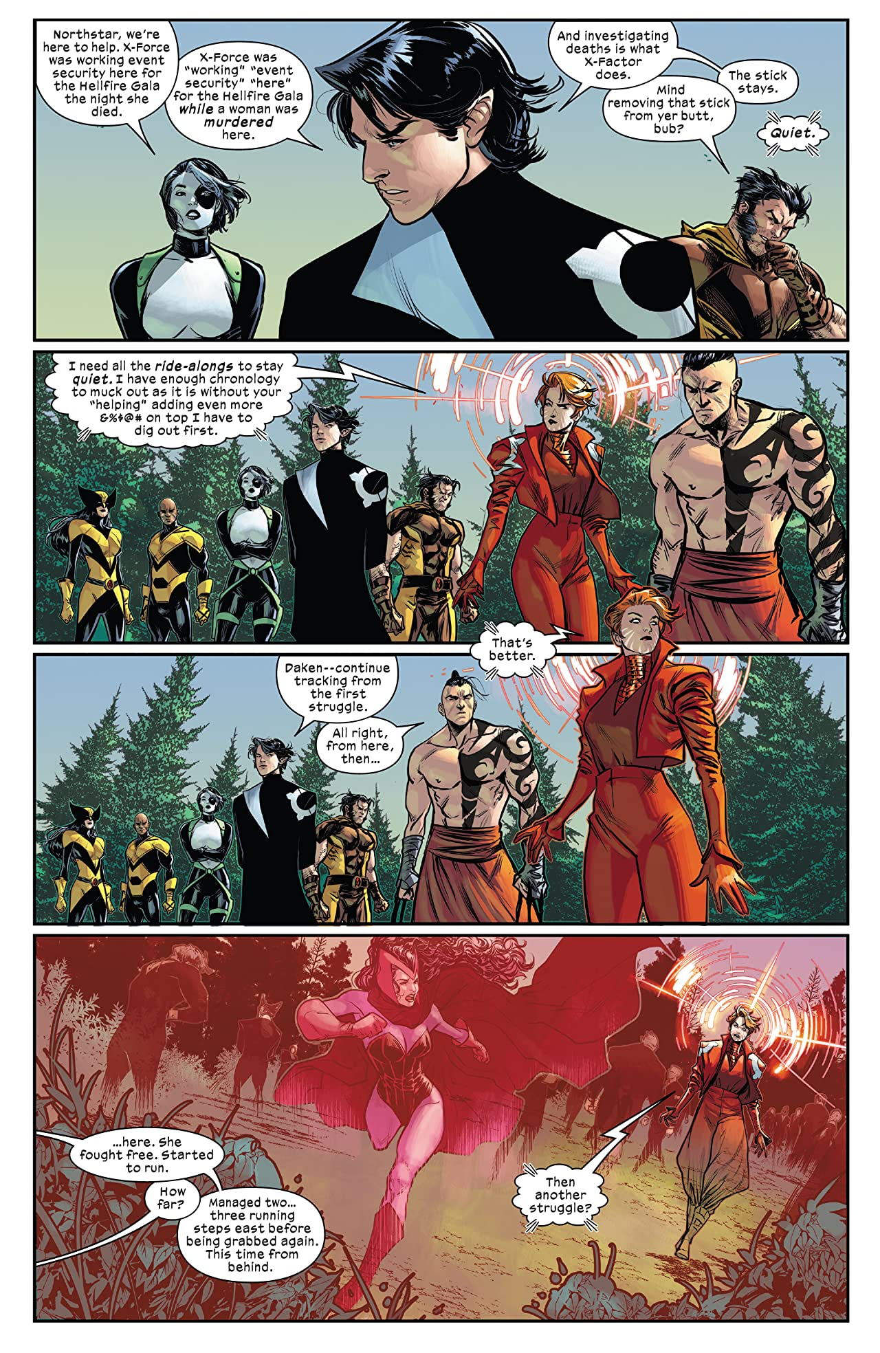 X-Men: The Trial Of Magneto (2021) #1 (of 5)