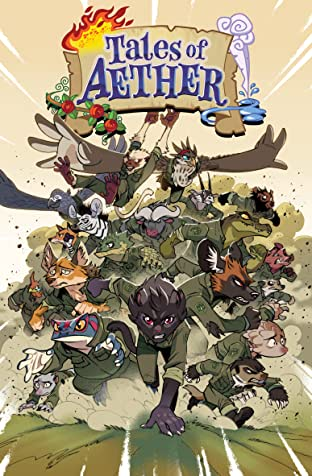 Tales of Aether #2