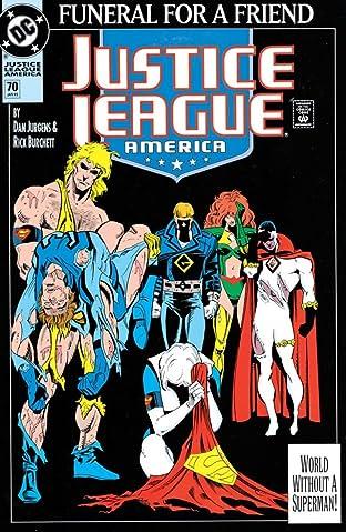 Justice League America (1987-1996) #70