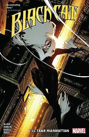 Black Cat Tome 5: I'll Take Manhattan