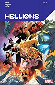 Hellions By Zeb Wells Tome 2
