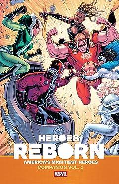 Heroes Reborn: America's Mightiest Heroes Companion Vol. 1