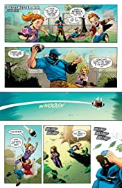 Heroes Reborn: America's Mightiest Heroes Companion Vol. 2