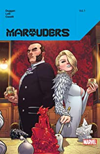 Marauders By Gerry Duggan Vol. 1: Collection