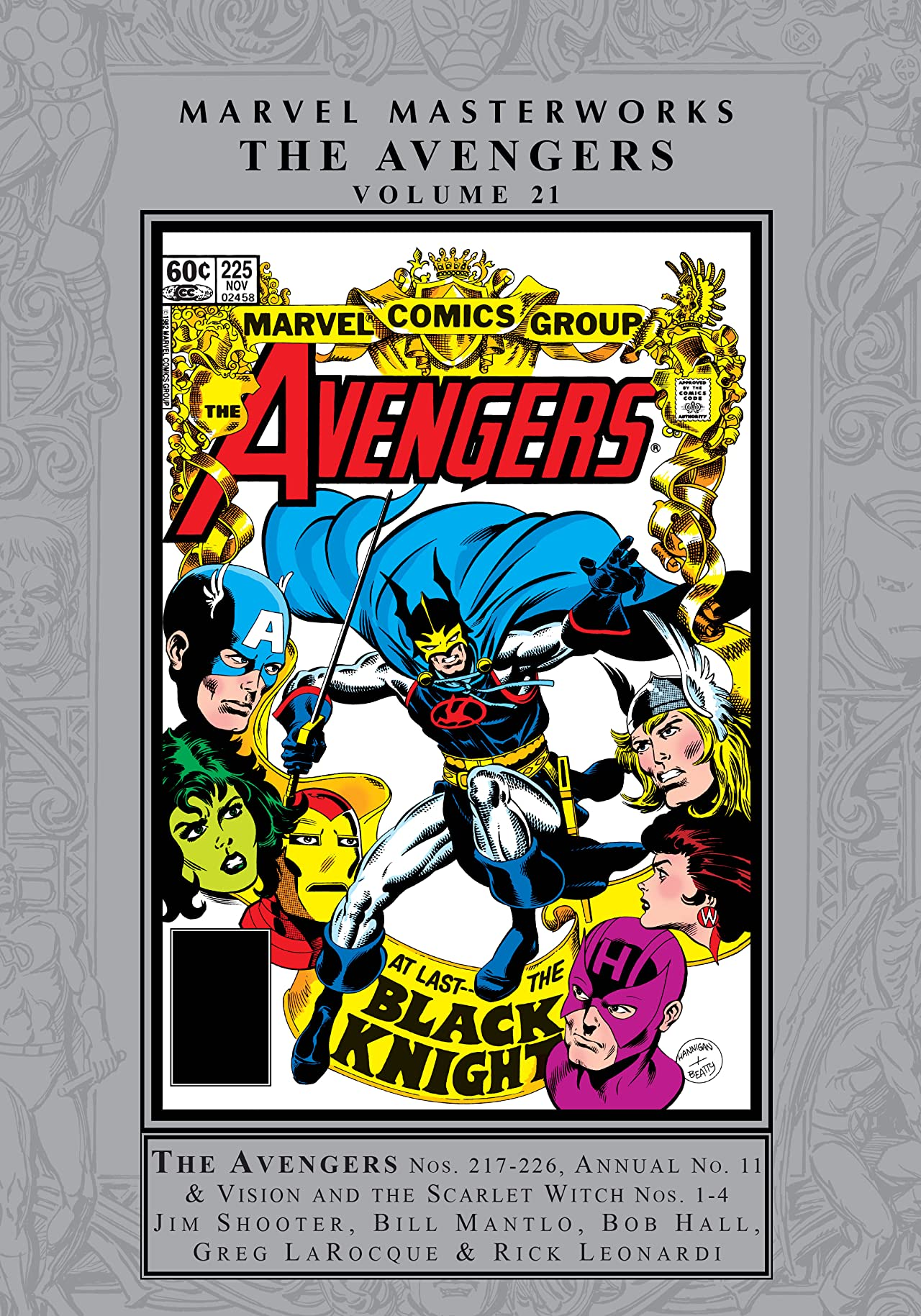 Avengers Masterworks Vol. 21