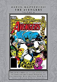 Avengers Masterworks Tome 21