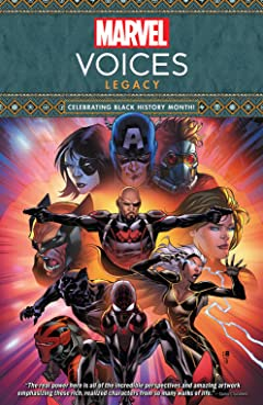 Marvel's Voices: Legacy