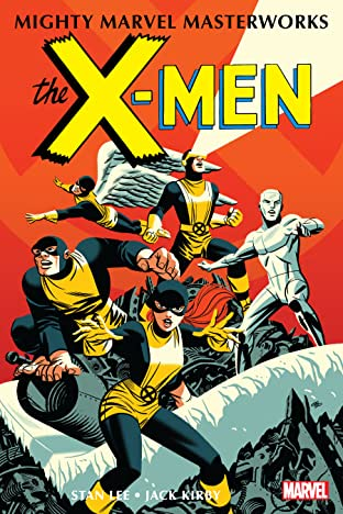 Mighty Marvel Masterworks: The X-Men Vol. 1: The Strangest Super Heroes Of All