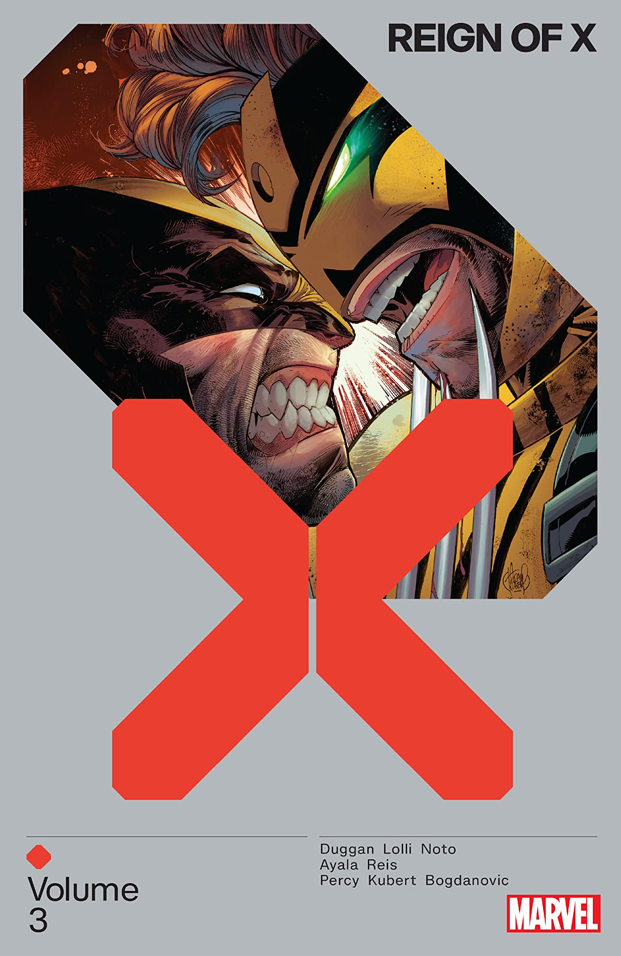 Reign Of X Tome 3
