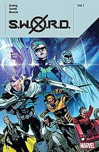 S.W.O.R.D. (2020-) Vol. 1