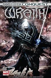 Annihilation: Conquest - Wraith #4 (of 4)