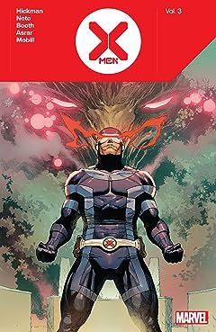 X-Men By Jonathan Hickman Vol. 3