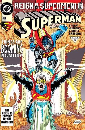 Superman (1987-2006) #80