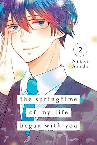 The Springtime of My Life Began with You Tome 2