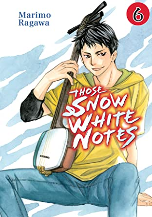 Those Snow White Notes Tome 6