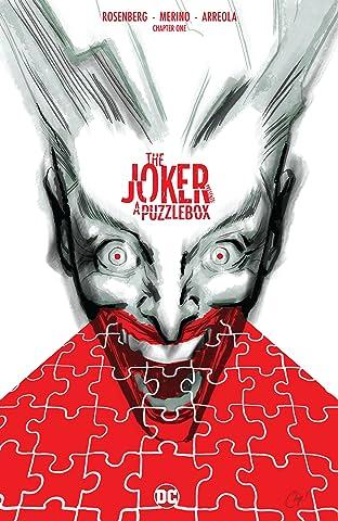 The Joker Presents: A Puzzlebox (2021-) #1